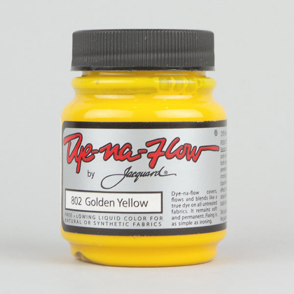 Jacquard Dye Na Flow 2.25oz - Golden Yellow - Street Lab UK