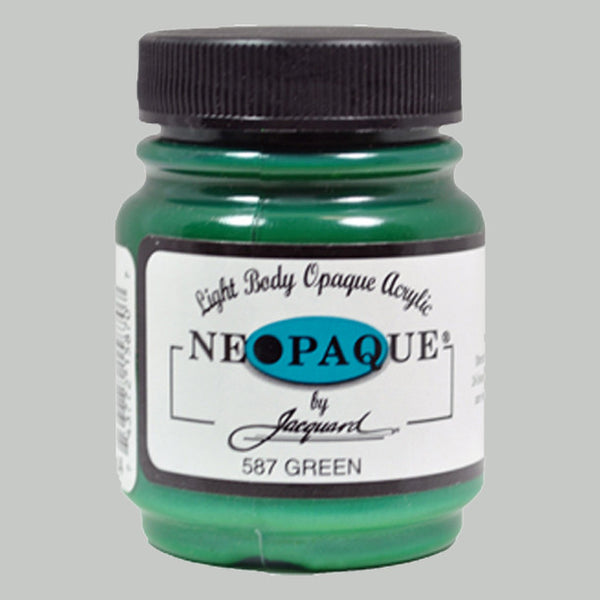 Jacquard Neopaque 2.25oz - Green - Street Lab UK
