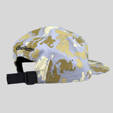 Cast Shadow Global Camo 5 Panel Cap - Grey - Street Lab UK - 4