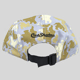 Cast Shadow Global Camo 5 Panel Cap - Grey - Street Lab UK - 5