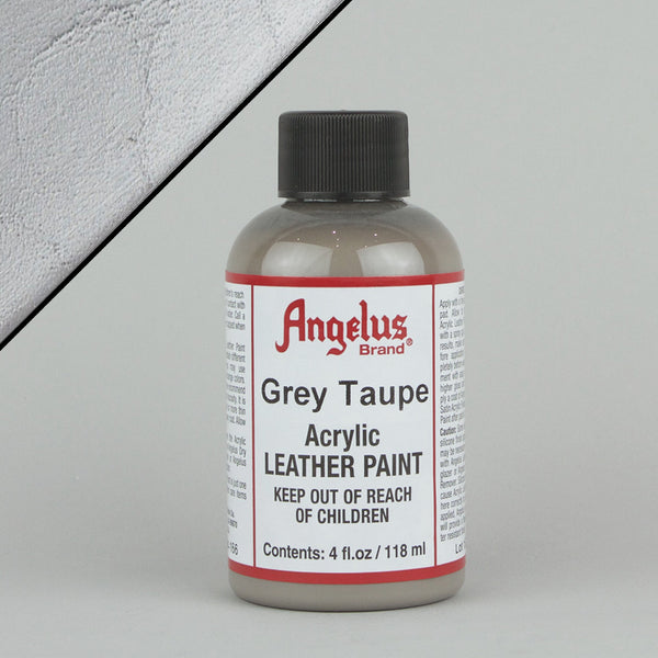 Angelus Leather Paint 4oz - Grey Taupe - Street Lab UK