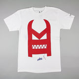 IMKING Garen T-Shirt - White - Street Lab UK - 1