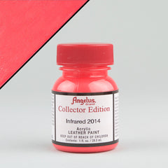 Angelus Leather Paint Collector Edition 1oz - Infrared 2014 - Street Lab UK