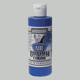 Jacquard Airbrush 4oz - Iridescent Electric Blue - Street Lab UK