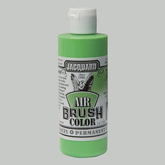 Jacquard Airbrush 4oz - Iridescent Green - Street Lab UK