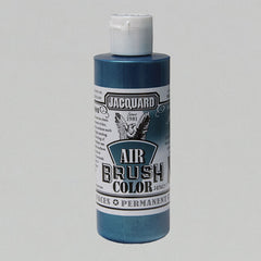 Jacquard Airbrush 4oz - Iridescent Teal - Street Lab UK