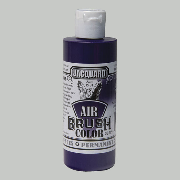 Jacquard Airbrush 4oz - Iridescent Violet - Street Lab UK
