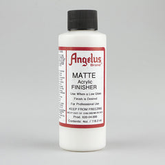 Angelus Leather Paint & Dyes - Matte Finisher 4oz - Street Lab UK