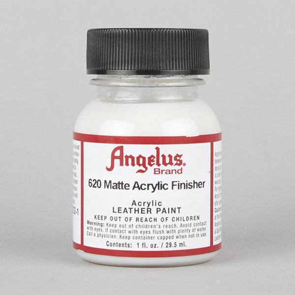 Angelus Leather Paint & Dyes - Matte Finisher 1oz - Street Lab UK