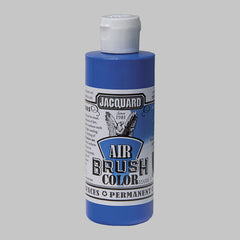 Jacquard Airbrush 4oz - Metallic Blue - Street Lab UK
