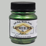Jacquard Lumiere 2.25oz - Metallic Olive Green - Street Lab UK