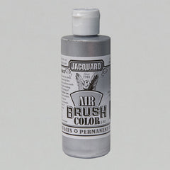 Jacquard Airbrush 4oz - Metallic Silver - Street Lab UK