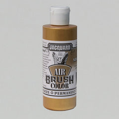 Jacquard Airbrush 4oz - Metallic Solar Gold - Street Lab UK