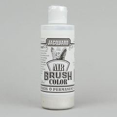 Jacquard Airbrush 4oz - Metallic White - Street Lab UK