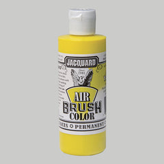 Jacquard Airbrush 4oz - Metallic Yellow - Street Lab UK