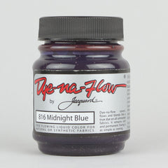 Jacquard Dye Na Flow 2.25oz - Midnight Blue - Street Lab UK