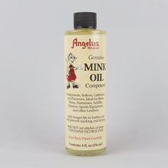 Angelus Mink Oil Liquid 8oz - Street Lab UK - 1