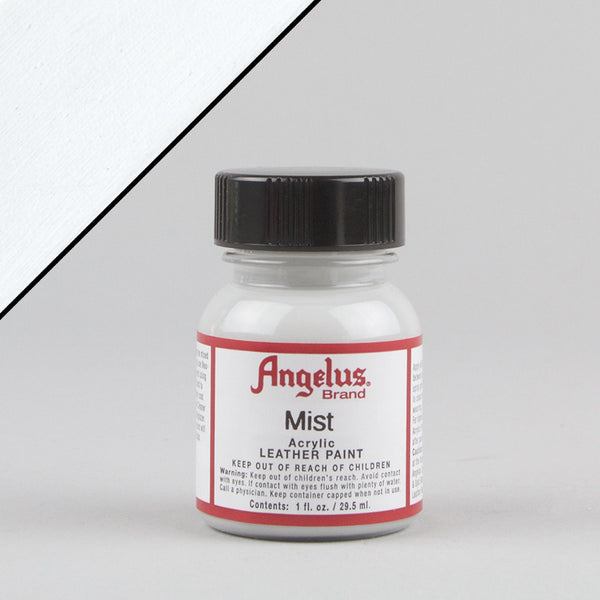 Angelus Leather Paint 1oz - Mist - Street Lab UK