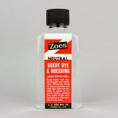 Zoes Suede Dye 74ml (2.5oz) - Neutral - Street Lab UK