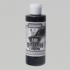 Jacquard Airbrush 4oz - Opaque Black - Street Lab UK