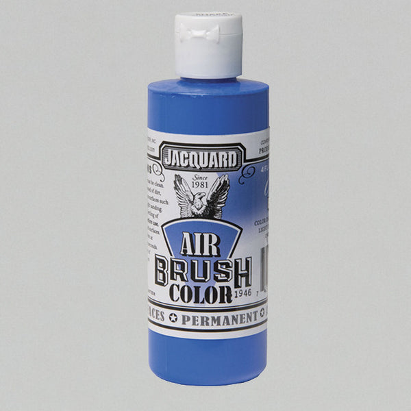 Jacquard Airbrush 4oz - Opaque Blue - Street Lab UK