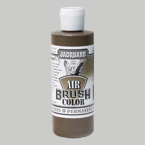 Jacquard Airbrush 4oz - Opaque Sepia - Street Lab UK