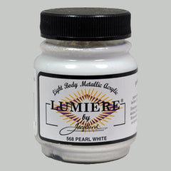 Jacquard Lumiere 2.25oz - Pearlescent White - Street Lab UK