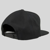 Bloodbath Prey Snapback Cap - Black & Black - Street Lab UK - 4