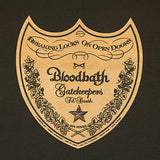Bloodbath Pagne T-Shirt - Black - Street Lab UK - 2
