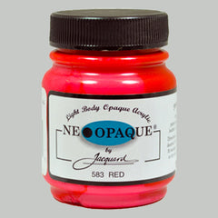 Jacquard Neopaque 2.25oz - Red - Street Lab UK