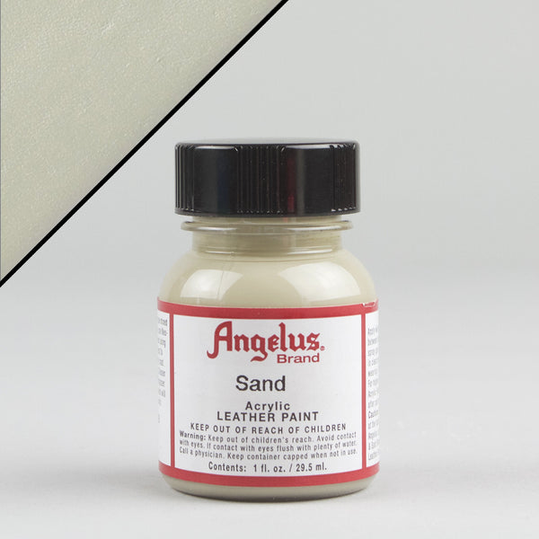 Angelus Leather Paint 1oz - Sand - Street Lab UK