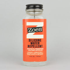 Zoes Silicone Water Repellent 118ml (4oz) - Street Lab UK