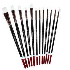 Angelus Complete 12 Paint Brush Set