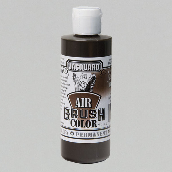 Jacquard Airbrush 4oz - Transparent Brown - Street Lab UK