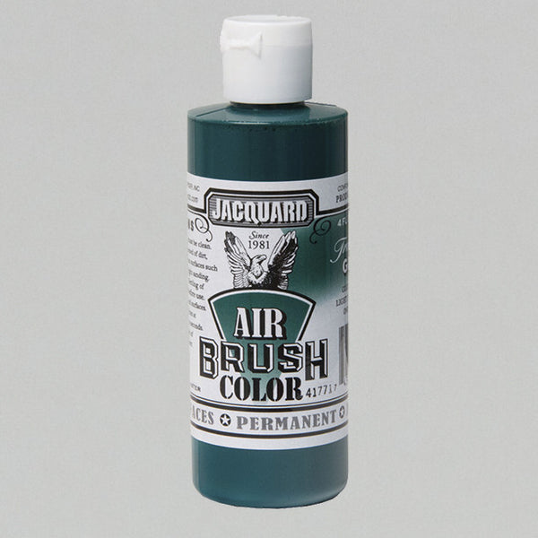 Jacquard Airbrush 4oz - Transparent Green - Street Lab UK