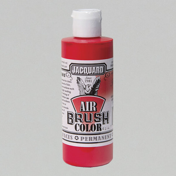 Jacquard Airbrush 4oz - Transparent Red - Street Lab UK