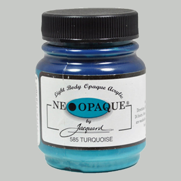 Jacquard Neopaque 2.25oz - Turquoise - Street Lab UK