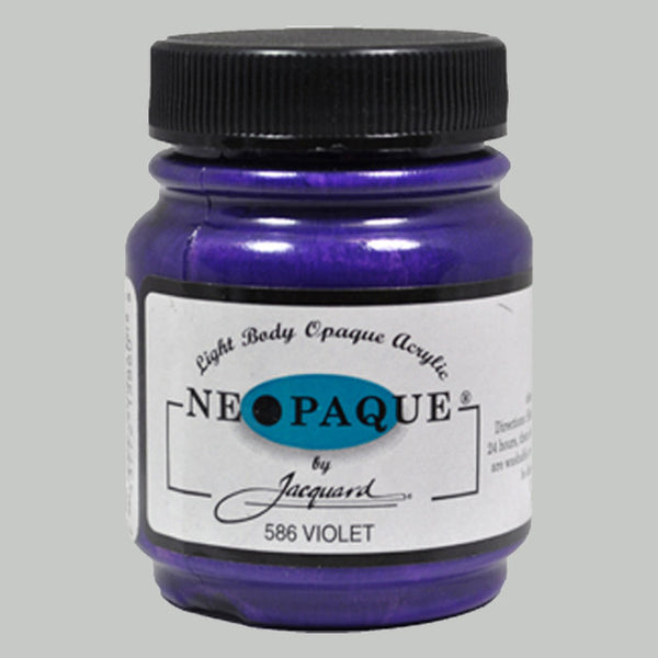 Jacquard Neopaque 2.25oz - Violet - Street Lab UK