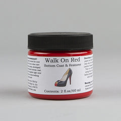 Angelus Acrylic Sole Coat Walk On Red 2oz - Street Lab UK