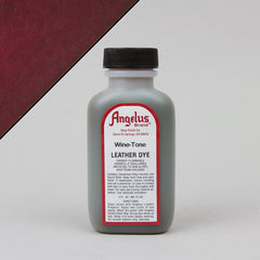 Angelus Leather Paint & Dyes - Winetone Leather Dye 3oz - Street Lab UK
