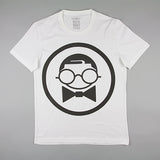 Chivalrous Culture Mr Chiv T-Shirt - White - Street Lab UK - 1