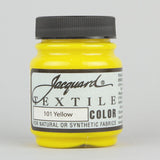 Jacquard Textile 2.25oz - Yellow - Street Lab UK