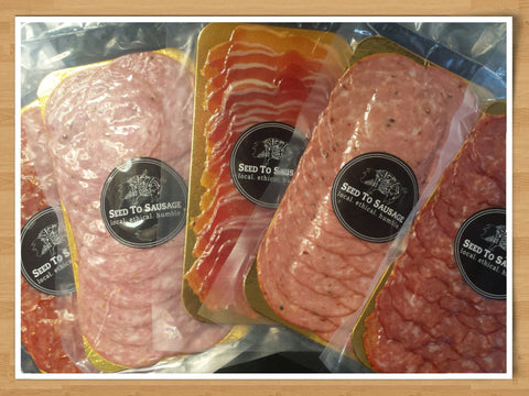 Calabrese Salami Sliced Pack