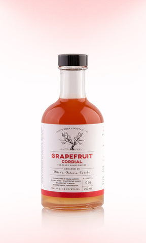 Split Tree Grapefruit Cordial