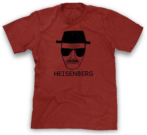 Red Heisenberg shirt
