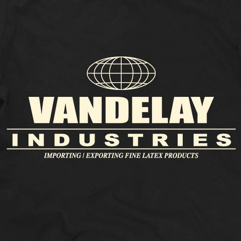 Vandelay Industries funny t-shirt