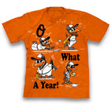 O What A Year Baltimore Baseball Youth T-Shirt
