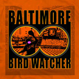 Baltimore Bird Watcher Baltimore Baseball Tshirt
