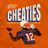 Cheaties New England Football