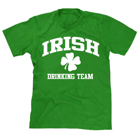 Irish Drinking Team St Patricks Day